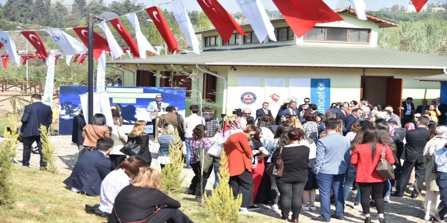 Türkiye'nin ilk çocuk işçiğiyle mücadele merkezi açıldı