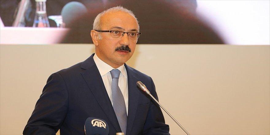 Bakan Elvan, işsizlik rakamlarını değerlendirdi