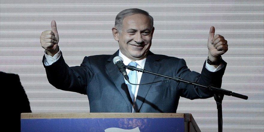 Netanyahu'dan Suriye operasyonuna destek