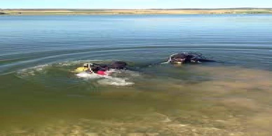 Barajda 5 yaşında kız çocuğu cesedi çıktı