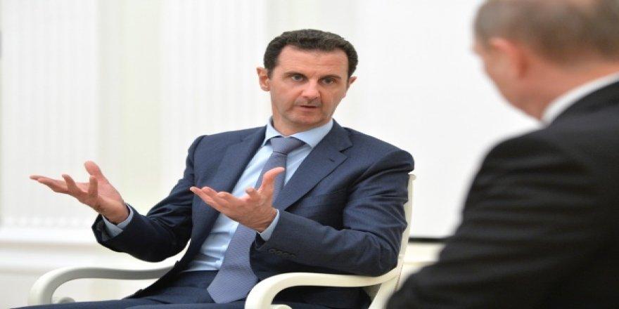 İlk kez açıkladı ! İşte Esad'ın ailesini sakladığı ülke