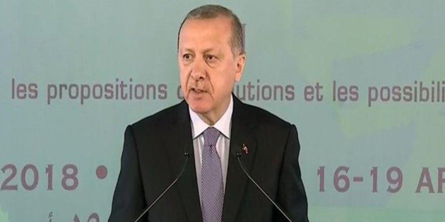 Cumhurbaşkanı Erdoğan: Hiç bunu konuşmuyorlar