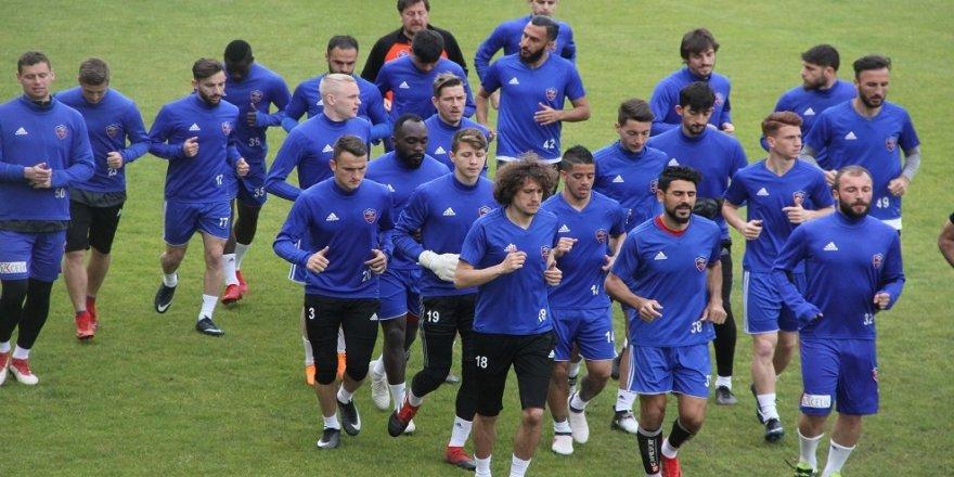 Karabükspor, Bursaspor hazırlıklarına başladı