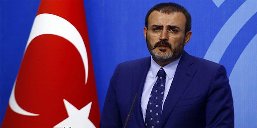 Ünal'dan Kılıçdaroğlu'na FETÖ cevabı