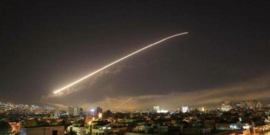 ABD'den Suriye'ye gece yarısı ikinci saldırı