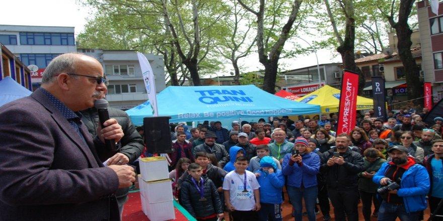 Türkiye'nin en büyük maratonuna sayılı saatler kaldı