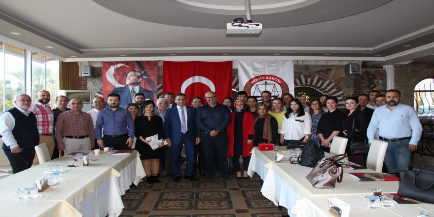 'Boşanma ve Mal Rejimi' semineri