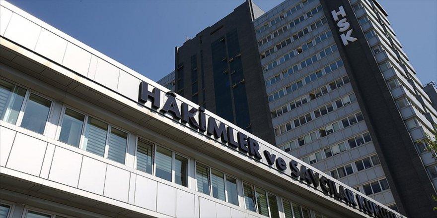 HSK'dan 3 bin 784 hakim ve savcıya terfi