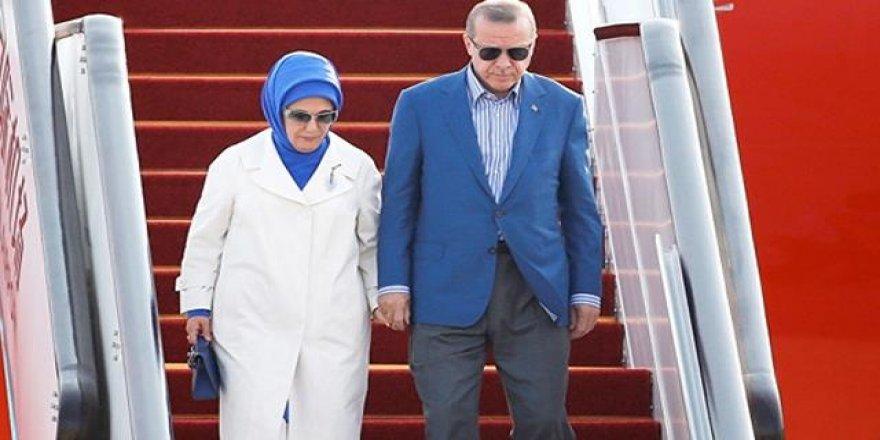 Cumhurbaşkanı Erdoğan, Özbekistan ve Güney Kore'ye gidecek