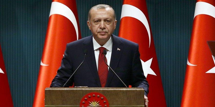 Cumhurbaşkanı Erdoğan, Baran'ı tebrik etti