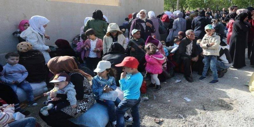 Suriyeli sığınmacılar ülkelerine dönmeye başladı