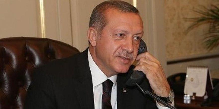 Erdoğan, Çin lideri ile görüştü