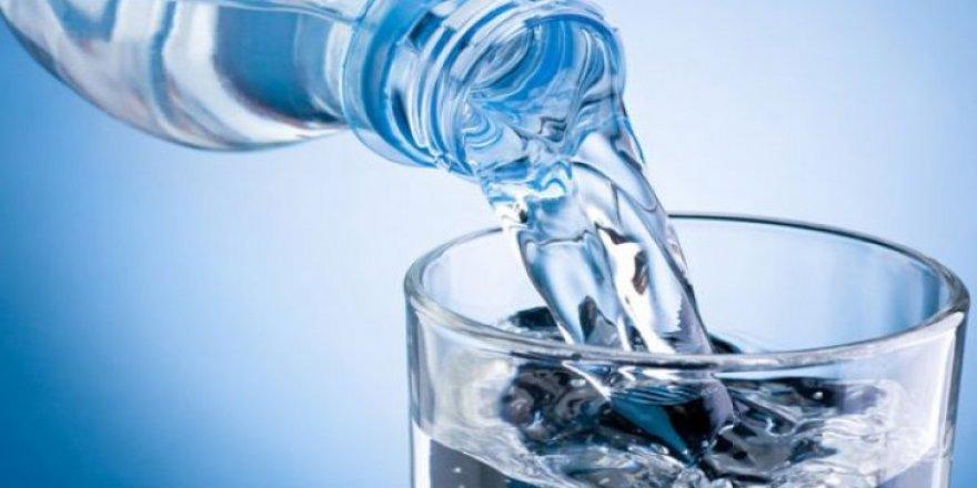 İftarla sahur arasında bol miktarda su tüketin!