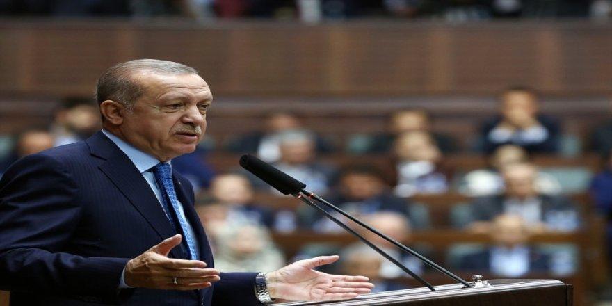 Cumhurbaşkanı Erdoğan, vekilleri uyardı!