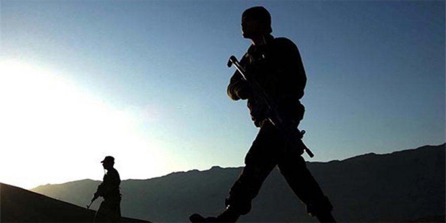 Suriye sınırında özel güvenlik bölgesi ilan edildi