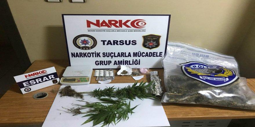 2 uyuşturucu satıcısı yakalandı