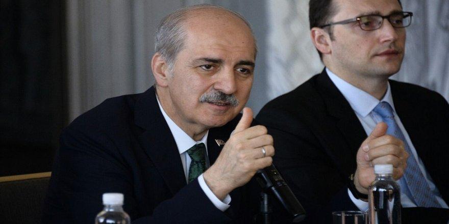 Bakan Kurtulmuş: Güçlü Türkiye'yi oluşturmak mecburiyetindeyiz