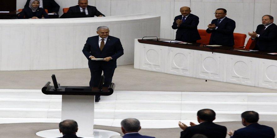 """Başbakan Yıldırım """"Hakkınızı helal edin"""""""