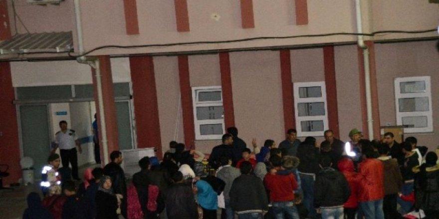27 göçmen yakalandı