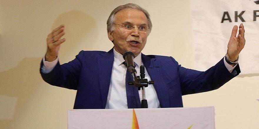 AK Parti'li Şahin, Kılıçdaroğlu'na yüklendi