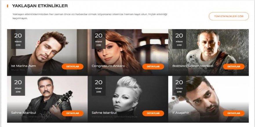 Star Odası: Konserlerinizi Organize Etmek, Etkinlikleri Takip Etmek ve Konser Biletlerinizi Satmak için online platformunuz!