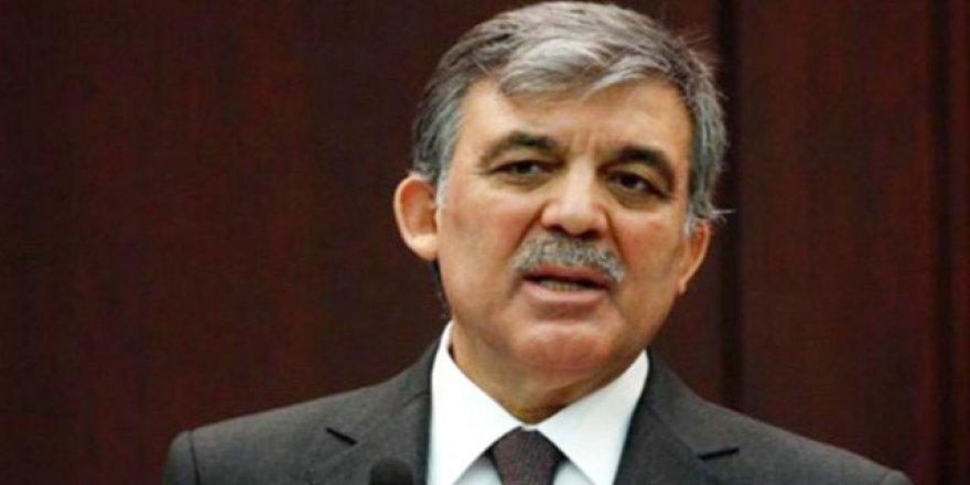 Abdullah Gül sorusuna CHP'den yanıt