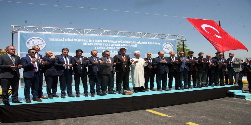 Diyanet İşleri Başkanı Erbaş'tan terör örgütleri eleştirisi