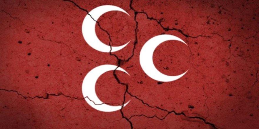 5 MHP'li vekilde İYİ Parti'ye geçiyor
