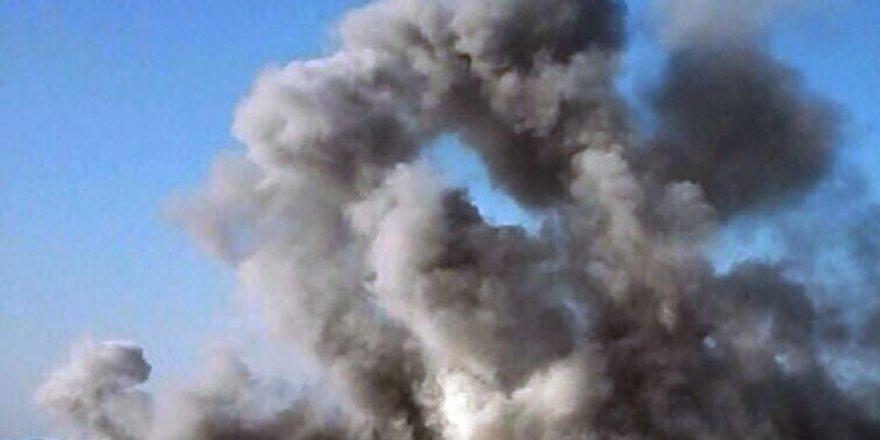 Rejim güçleri yine bombaladı: 2 ölü, 10 yaralı