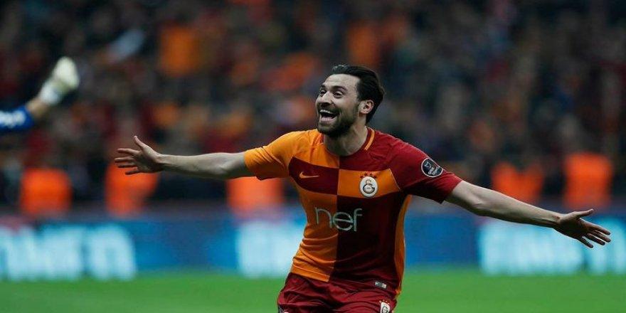 Galatasaray'da 4 yıllık imza