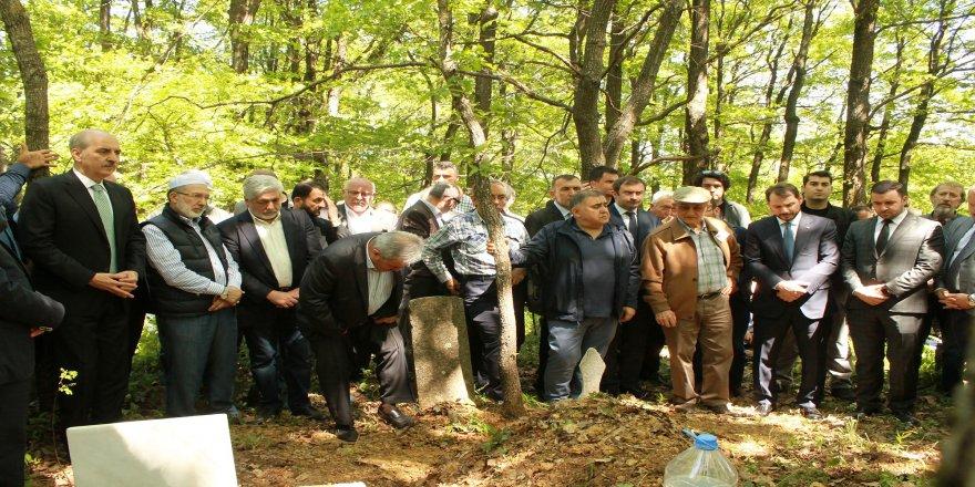 Bakanlar emekli tuğgenerali son yolculuğuna uğurladı