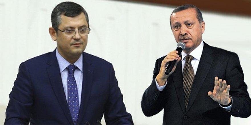 Erdoğan'dan CHP'li Özel'e: Aşağı inseydim ağzının payını verirdim!