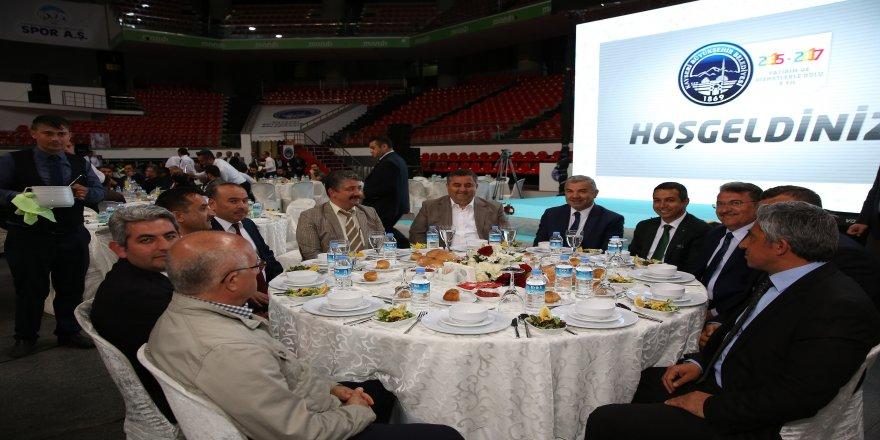 Büyükşehir'den yerel buluşmalar