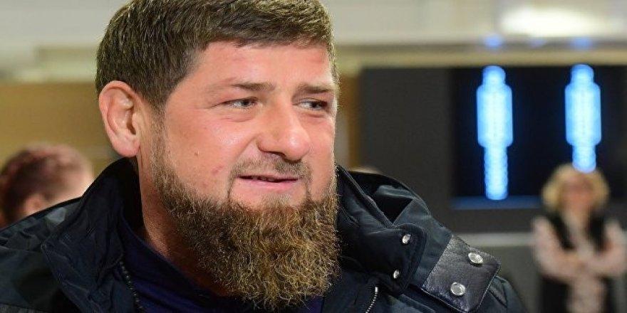 Kadirov'dan Trump ve Merkel'e hapis tehdidi
