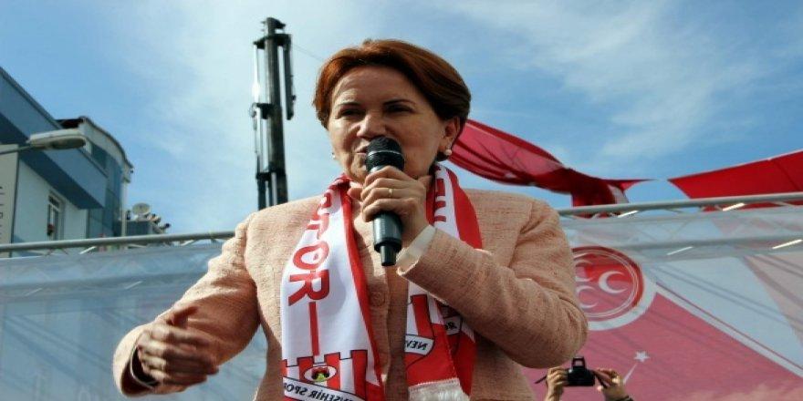 24 haziran seçimine hazırlanan İYİ Parti lideri Meral Akşener'e kötü haber