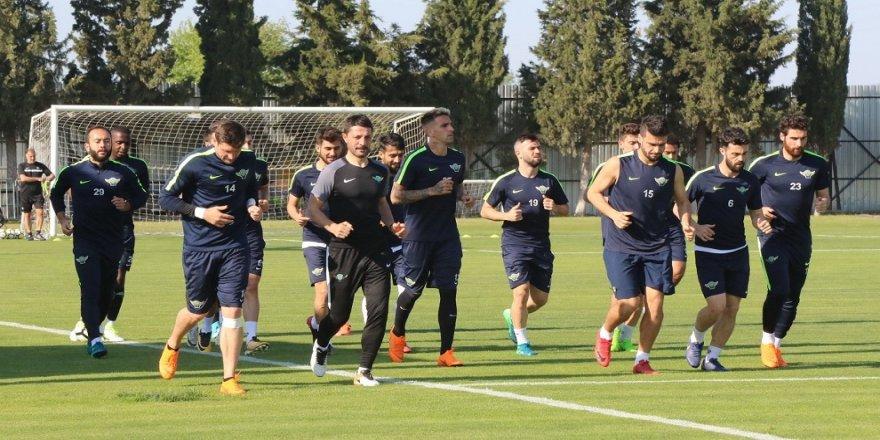Akhisarspor, Yeni Malatyaspor hazırlarına başladı