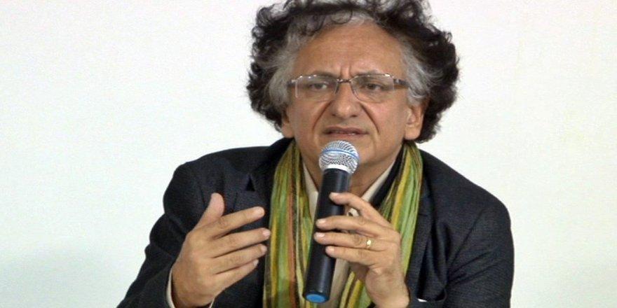Sanatçı Baykam'dan CHP'ye sert eleştiri
