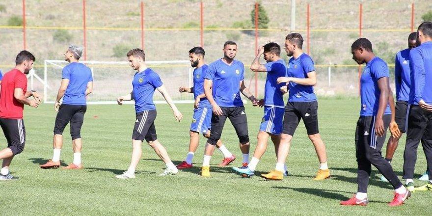 Malatyaspor, Akhisarspor maçı hazırlıklarına başladı