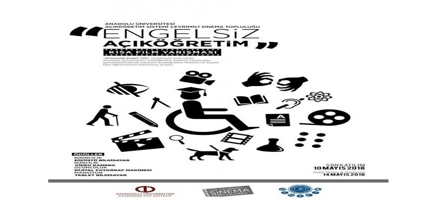 Açıköğretim'den kısa film yarışması