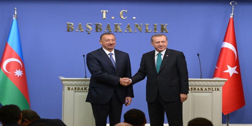 Erdoğan-Aliyev ortak basın toplantısı