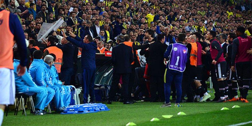 PFDK, Fenerbahçe ile Beşiktaş'ın aldıkları cezaları açıkladı