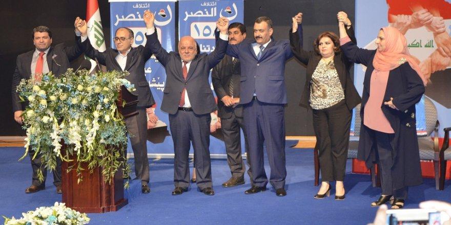 İbadi, seçim propagandası için Erbil'de