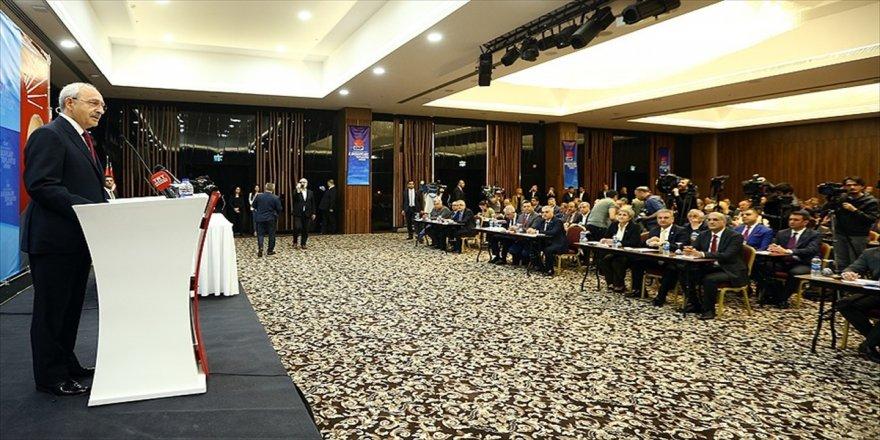 Kılıçdaroğlu il başkanlarıyla buluşacak