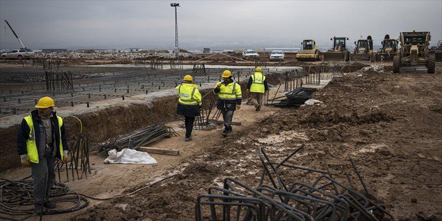 Sanayi sitelerinin inşasına KDV istisnası