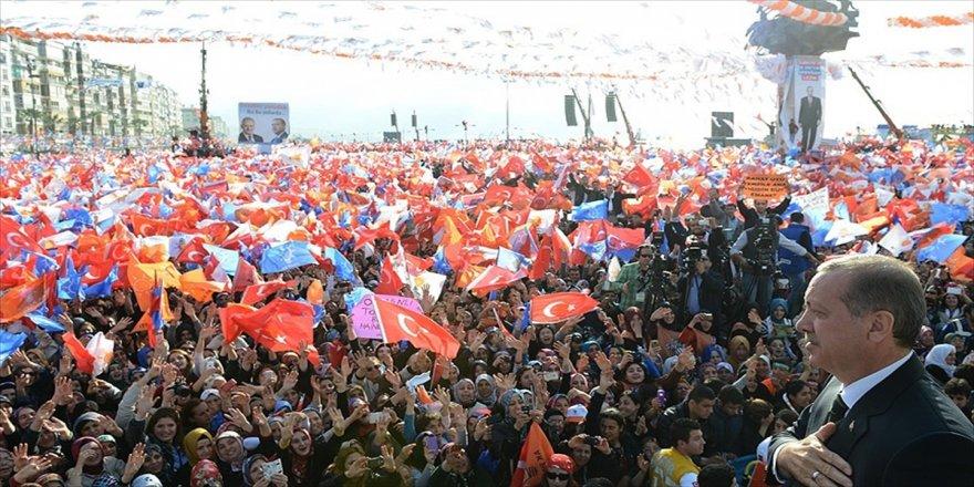 Erdoğan'ın 'miting' maratonu İzmir'den başlayacak