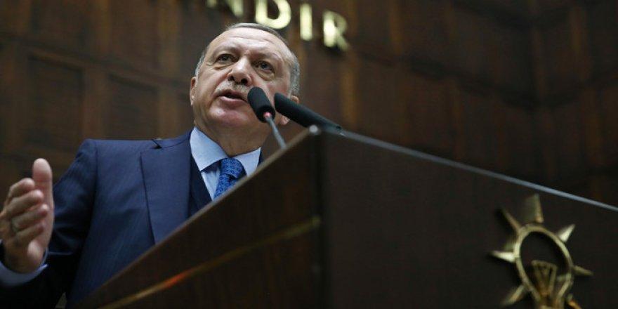 Erdoğan'dan kurmaylarına Gül uyarısı