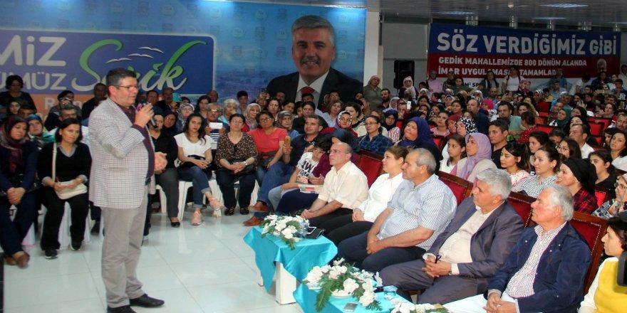 ''Aile içi iletişim'' konferansı düzenlendi