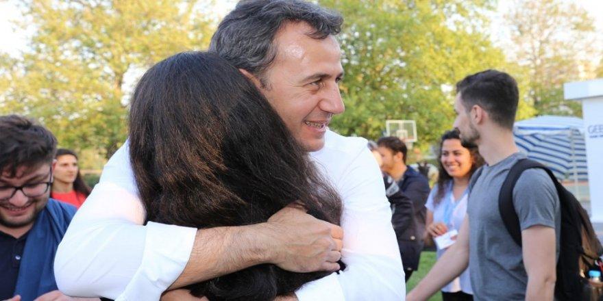 GTÜ, Haluk Görgün'ü uğurladı