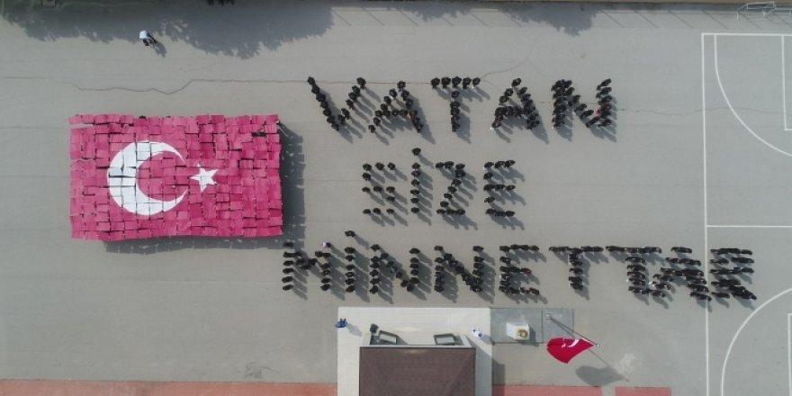 Afrin'deki Mehmetçiğe en anlamlı sürpriz