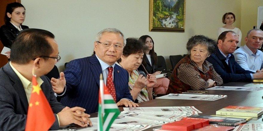 Çin'in Abhazya ilgisi devam ediyor